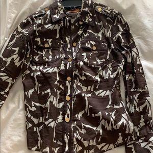 Tory Burch size 4 blouse
